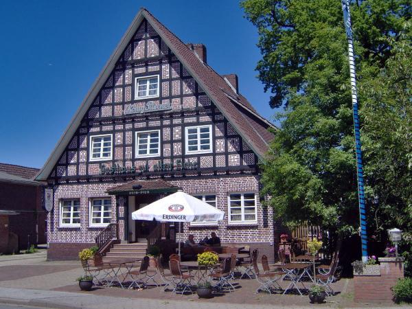 """Gasthaus """"Zur alten Eiche"""""""